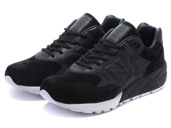 Кроссовки New Balance 580 черные