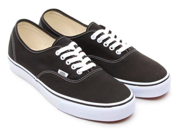 Кеды Vans Authentic черные