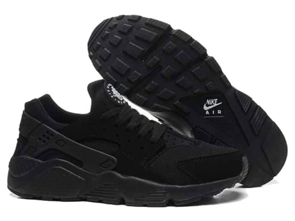 Nike Air Huarache Ultra черные (40-45)