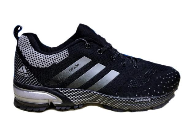 Adidas Springblade Adiprene черные с белым