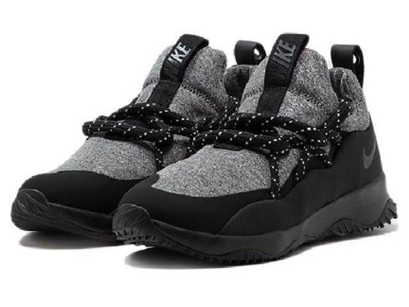 Nike City Loop черные с серым