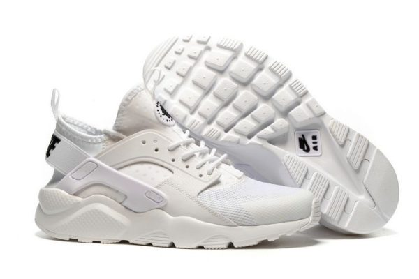 Nike Air Huarache Ultra белые White (36-45)