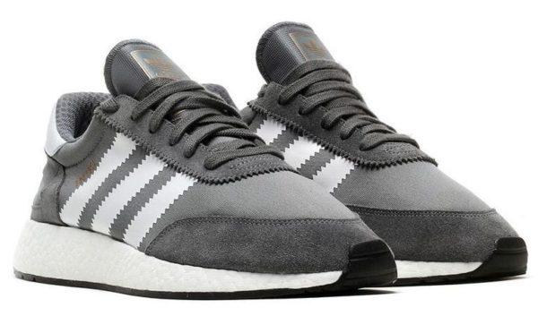Adidas Iniki Runner серые (40-44)