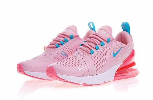 Nike Air Max 270 розовые (35-39)