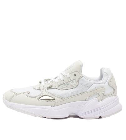 Кроссовки Adidas Falcon белые (35-39)