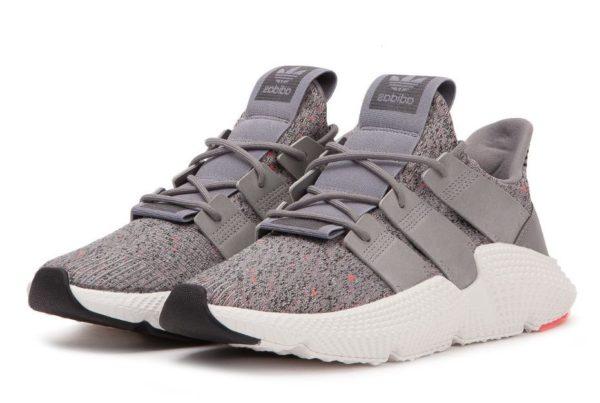 Adidas Prophere Grey серые (40-44)