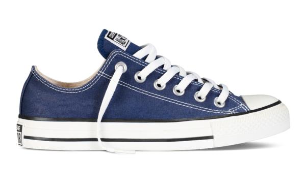 Converse All Star Chuck Taylor low blue низкие синие (35-45)