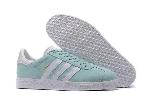 Adidas Gazelle мятные женские (35-39)