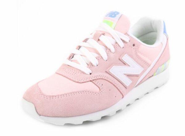 Кроссовки New Balance 996 розовые (35-39)