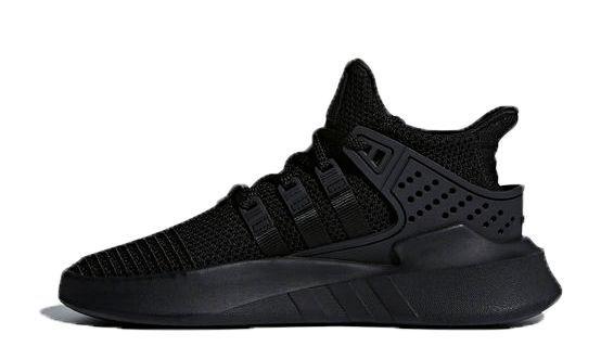 Adidas EQT Bask ADV черные (40-44)
