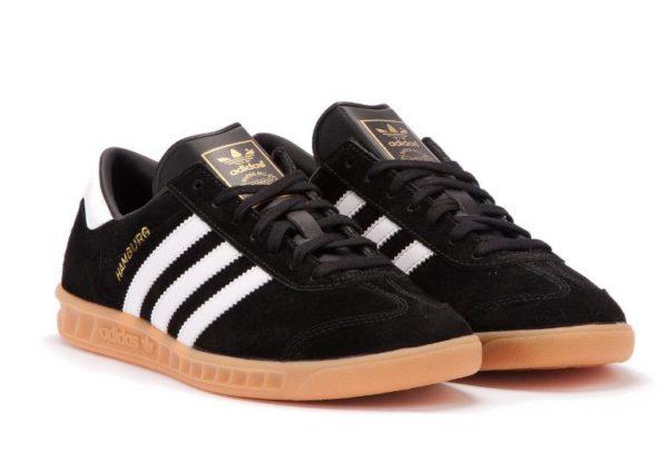 Женские кроссовки Adidas Hamburg