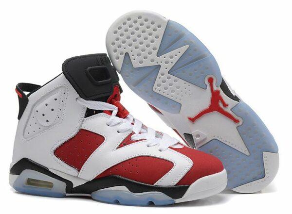 Женские кроссовки Nike Air Jordan 6