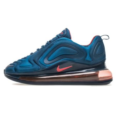 Nike Air Max 720 Blue-Red синие с красным (40-44)