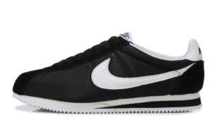 Nike Cortez черно-белые (40-45)