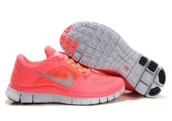 Nike Free Run 5.0 V3 красные (35-39)