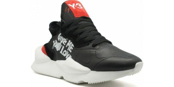 Adidas Y-3 черно-белые 35-39