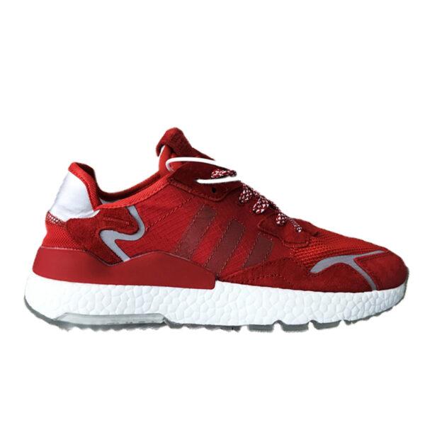 Adidas Nite Jogger красные (40-44)