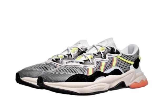 Adidas Ozweego Raf Simons x темно серые-чёрные (40-44)