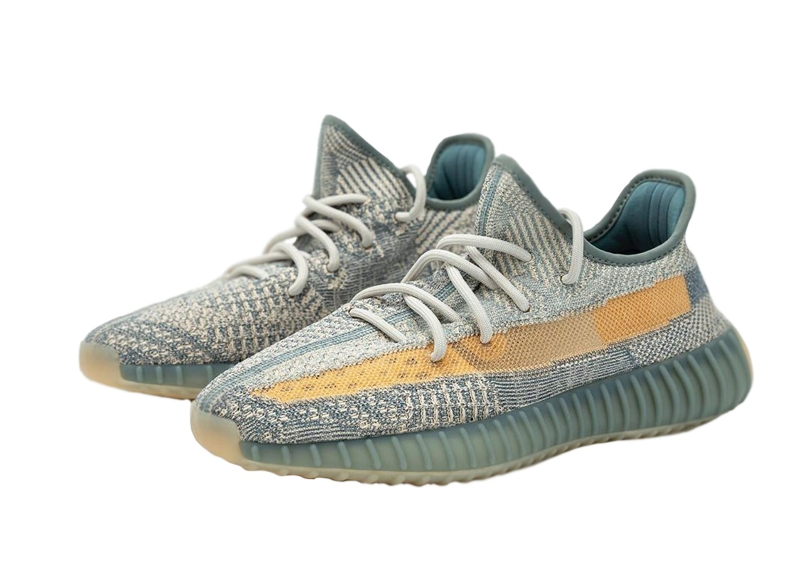 Adidas Yeezy Boost 350 V2 Static серо