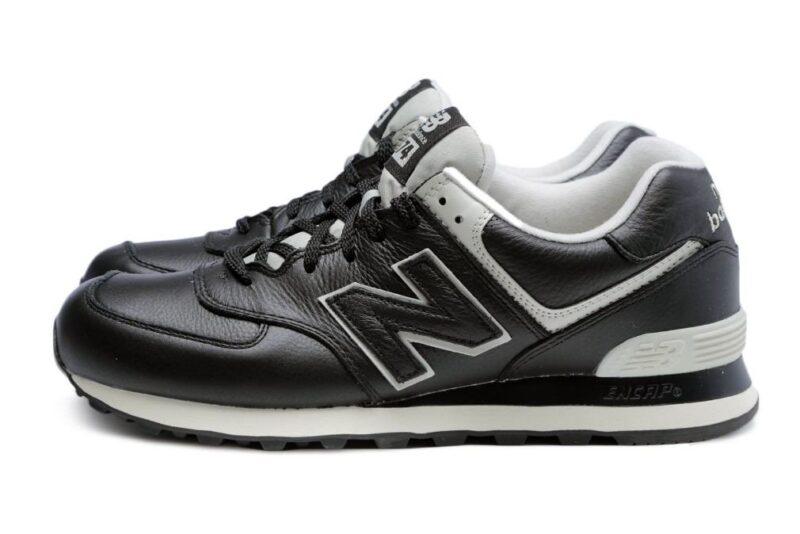 New Balance 574 черные (40-45)