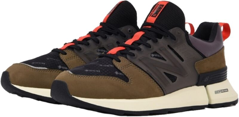 New Balance MSRC2 коричнево-черные (40-44)