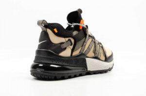Nike Air Max 270 Bowfin черные-бежевые (40-44)