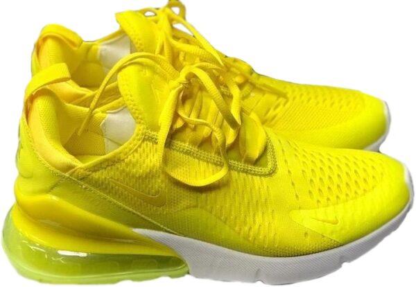 Nike Air Max 270 жёлтые (35-44)