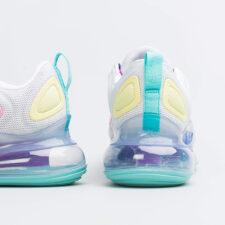 Nike Air Max 720 белые-разноцветные (36-40)