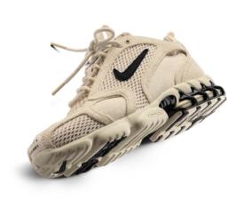 Nike Air Zoom Spiridon Caged 2 бежевые (35-44)