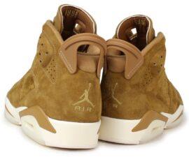 Nike Air Jordan 6 Travis Scott хаки (40-45)