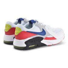 Nike Air Max 90 белые с синим (40-44)