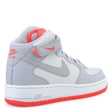 Nike Air Force 1 Mid 07 светло-серые (40-44)
